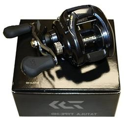 Daiwa Tatula Type HD 6.3:1 Baitcast Reel, Black