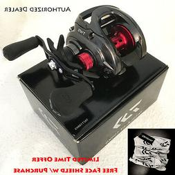 Daiwa Tatula CT Baitcast Fishing Reel 100XS Right hand 8.1:1