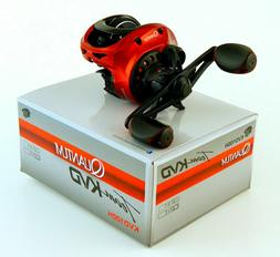 Quantum Team KVD KVD100H 7.3:1 Baitcast Reel Right Hand NEW