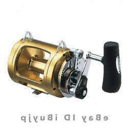 Shimano Tiagra 50WA 2-Speed Lever Drag Saltwater Baitcasting