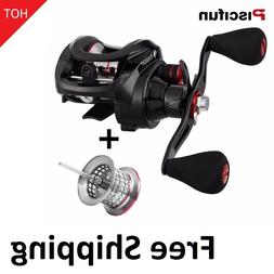 Piscifun Torrent Fishing Baitcasting Reel Extra Light Spool