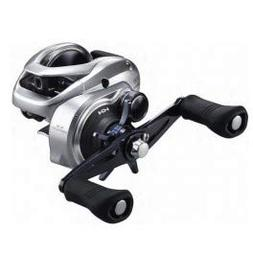 SHIMANO Tranx 301A Left Handed Lowprofile Freshwater Reel