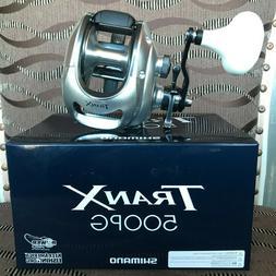 Shimano Tranx 500 PG Saltwater Baitcast Fishing Reel **FREE