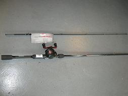 Pinnacle Ultra Balance 2 piece med 6.6t baitcast combo