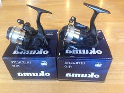 Okuma Ultralite FS 10 Ice Spinning Reel 2 Pack