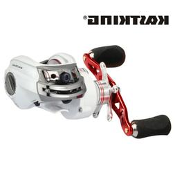 KastKing WhiteMax Baitcasting Reel Low Profile Freshwater Ba