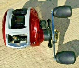 Shakespeare XTerra XTLP Red Baitcasting Fishing Reel 5.1:1 G